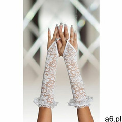 Gloves 7708 - white rękawiczki marki Softline collection - ogłoszenia A6.pl