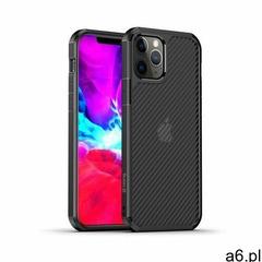 hybrid carbon - etui na iphone 12 mini (czarny) marki Crong - ogłoszenia A6.pl