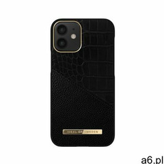iDeal of Sweden Atelier Case Etui Obudowa do iPhone 12 Mini (Nightfall Croco) (7340196230342) - ogłoszenia A6.pl