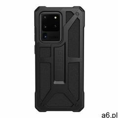 Urban Armor Gear Monarch Etui Pancerne do Samsung Galaxy S20 Ultra (Black) - ogłoszenia A6.pl