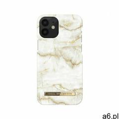 Etui do apple iphone 12 mini biało-złoty marki Ideal of sweden - ogłoszenia A6.pl