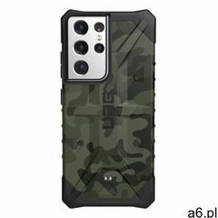 Urban Armor Gear Pathfinder SE Etui Pancerne do Samsung Galaxy S21 Ultra (Forest Camo) - ogłoszenia A6.pl
