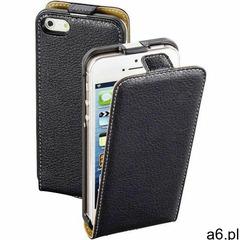 Etui na smartfon HAMA Smart Case do Apple iPhone 5/5S/SE Czarny (4047443315076) - ogłoszenia A6.pl