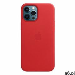 Apple iPhone 12 Pro Max Leather Case with MagSafe - (PRODUCT)RED - MHKJ3ZM/A- Zamów do 16:00, wysyłk - ogłoszenia A6.pl
