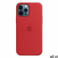 Apple iPhone 12 Pro Max Silicone Case with MagSafe - (PRODUCT)RED - MHLF3ZM/A- Zamów do 16:00, wysył - ogłoszenia A6.pl