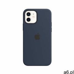 Apple iPhone 12 Pro Silicone Case with MagSafe - Deep Navy - MHL43ZM/A- Zamów do 16:00, wysyłka kuri - ogłoszenia A6.pl