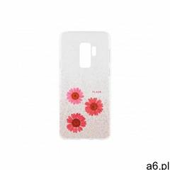 Etui FLAVR iPlate Real Flower Gloria do Samsung Galaxy S9 Plus Różowy (31627) (4029948070964) - ogłoszenia A6.pl