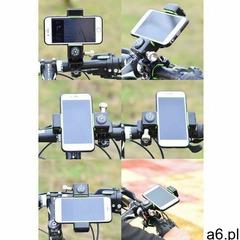 Rowerowy uchwyt na telefon na kierownicę kompas czarny - ogłoszenia A6.pl