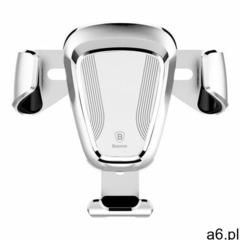 Baseus gravity car mount grawitacyjny uchwyt samochodowy na kratkę wentylacyjną nawiew na telefon 4- - ogłoszenia A6.pl