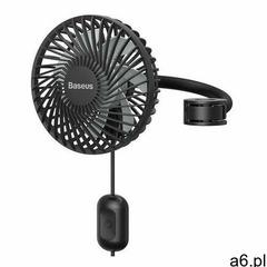 Baseus Departure vehicle fan | Wiatrak wentylator samochodowy USB na zagłówek - Zagłówek (6953156219 - ogłoszenia A6.pl