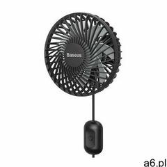 Baseus Departure vehicle fan | Wiatrak wentylator samochodowy USB na kratkę nawiewu - Kratka nawiewu - ogłoszenia A6.pl