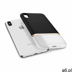 SPIGEN LA MANON JUPE IPHONE XS MAX MILK BLACK, 47019 (11504876) - ogłoszenia A6.pl