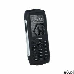 Telefon HAMMER 3+ Srebrny - ogłoszenia A6.pl