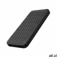 Dudao power bank 10000 mAh 2x USB / USB Typ C / micro USB 2 A czarny (K10 black) - ogłoszenia A6.pl