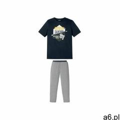 piżama męska z biobawełną, 1 komplet marki Livergy® - ogłoszenia A6.pl