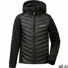 Didriksons halden hybrid 3 hoodie boys, black 140 2021 kurtki codzienne (7332627931126) - ogłoszenia A6.pl