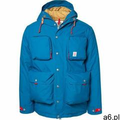 Topo Designs Mountain Kurtka, blue XL 2020 Kurtki codzienne - ogłoszenia A6.pl