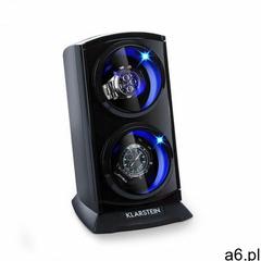 st. gallen premium rotomat 2 zegarki 4 prędkości czarny marki Klarstein - ogłoszenia A6.pl