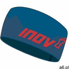 Opaska inov-8 Race Elite Headband. Niebiesko-czerwona. - ogłoszenia A6.pl