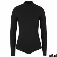 Body ze stretchem i z golfem czarny marki Bonprix - ogłoszenia A6.pl