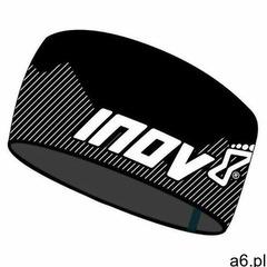 Opaska race elite headband. czarno-biała. marki Inov-8 - ogłoszenia A6.pl
