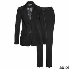 Spodnium (2 części) bonprix czarny - ogłoszenia A6.pl