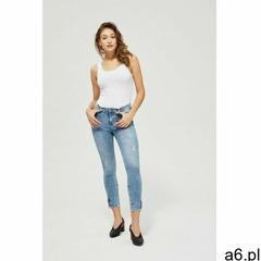 Jeansy skinny z guzikami 8L40AL - ogłoszenia A6.pl