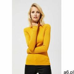 Moodo Cienki sweter ribbowy 8c39bh - ogłoszenia A6.pl