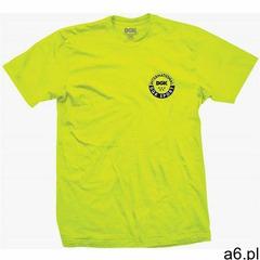 Koszulka - sport tee safety green (safety green) rozmiar: xl marki Dgk - ogłoszenia A6.pl