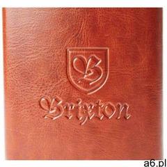 Brixton Piersówka - main label flask brown (brown) - ogłoszenia A6.pl