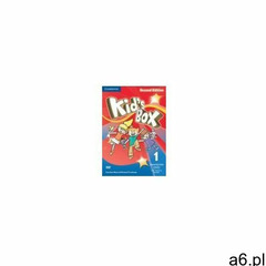 Kid's Box Second Edition 1 Interactive DVD (NTSC) with Teacher's Booklet (9781107665880) - ogłoszenia A6.pl