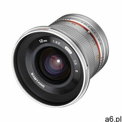 Obiektyw SAMYANG 12mm f/2.0 NCS CS Sony E Srebrny - ogłoszenia A6.pl