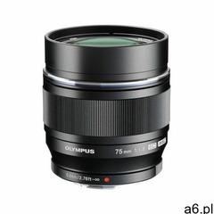 Obiektyw OLYMPUS Digital ED 75mm Czarny - ogłoszenia A6.pl