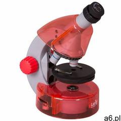 Mikroskop LEVENHUK Labzz M101 Pomarańczowy (0611901505473) - ogłoszenia A6.pl