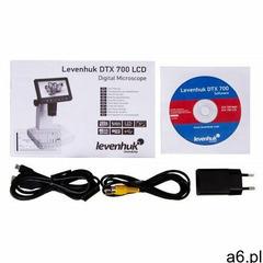Mikroskop LEVENHUK DTX 700 LCD - ogłoszenia A6.pl