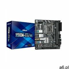 Płyta główna ASROCK H510M-ITX/AC - ogłoszenia A6.pl