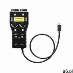 Adapter audio SARAMONIC SmartRig+ Di (6971008026610) - ogłoszenia A6.pl