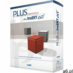 Program INSERT PLUS czerwony dla InsERT GT - ogłoszenia A6.pl