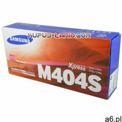 Samsung toner CLT-M404S/ELS (magenta) Darmowy odbiór w 19 miastach!, CLT-M404S/ELS - ogłoszenia A6.pl