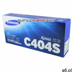 Samsung oryginalny toner CLT-C404S, cyan, 1000s, Samsung Xpress C430W, C480FW, C480W, C480, C480FN - ogłoszenia A6.pl