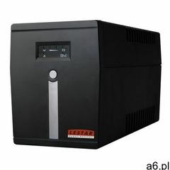 Lestar UPS MC-2000su 2000VA/1200W AVR 2xSCH + 2xIEC USB - 1966008145- natychmiastowa wysyłka, po - ogłoszenia A6.pl