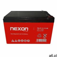 Akumulator żelowy NEXON 12-12 F2 (12V 12Ah) - ogłoszenia A6.pl
