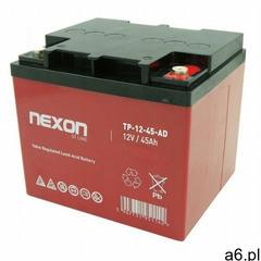 Akumulator żelowy NEXON 45-12 (12V 45Ah) (5907731951142) - ogłoszenia A6.pl