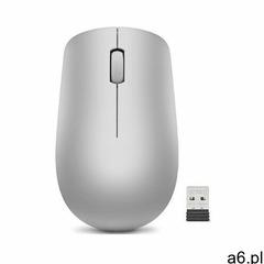 Lenovo 530 Wireless Mouse Platinum Grey GY50Z18984- Zamów do 16:00, wysyłka kurierem tego samego dni - ogłoszenia A6.pl