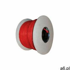 Kabel UTP Alantec KIU5LINKA100R ( kat.5e PVC 100m linka czerwony )- wysyłamy do 18:30 - ogłoszenia A6.pl