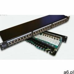 Alantec Patchpanel FTP 24-porty kat 6 pełny PK010 - ogłoszenia A6.pl