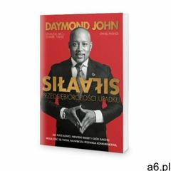 Siła przedsiębiorczości, siła upadku - Daymond John - ogłoszenia A6.pl