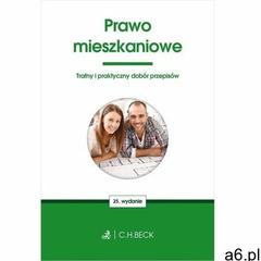 Prawo mieszkaniowe wyd.25/2020. stan prawny: 7 września 2020 r. - praca zbiorowa, praca zbiorowa - ogłoszenia A6.pl