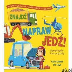 Znajdź, napraw, jedź! samochody i inne pojazdy (9788327104960) - ogłoszenia A6.pl
