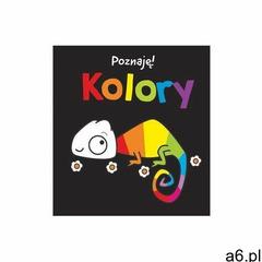 Poznaję! Kolory - praca zbiorowa - książka (9788327465726) - ogłoszenia A6.pl